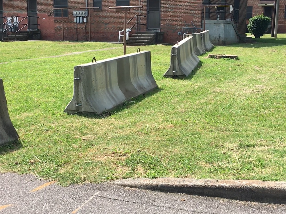 Artists wanted to paint traffic barriers at Marks Village in Birmingham
