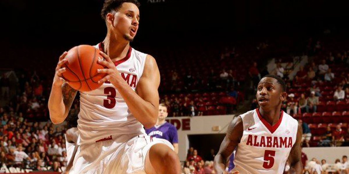2 Bama basketball players announce they are transferring