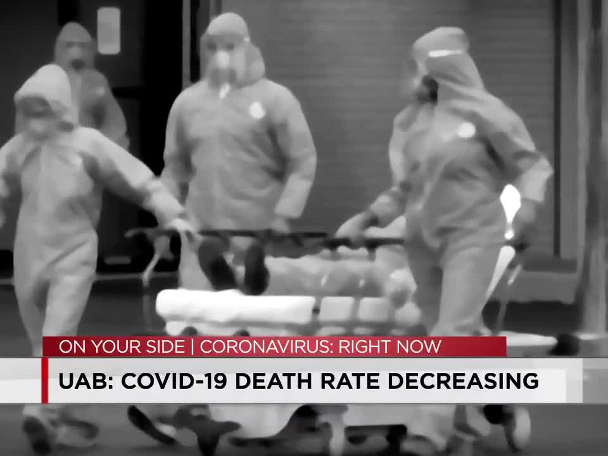 Researchers say your chances of surviving COVID-19 are better now than when the pandemic started