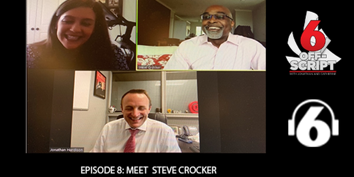 6 Off Script: Meet Steve Crocker