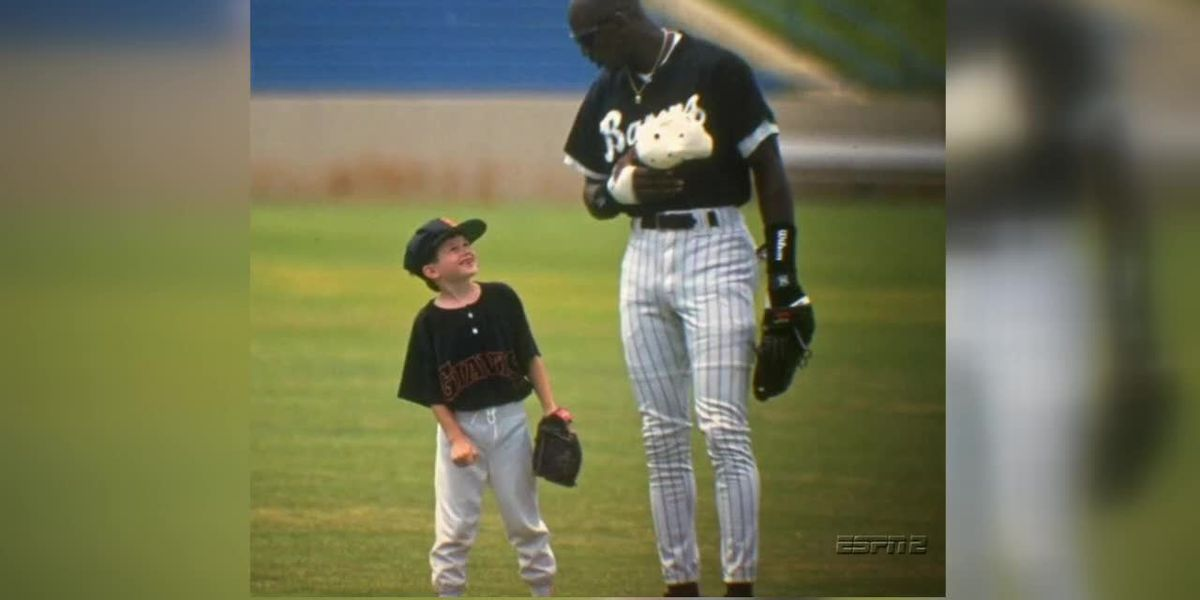 Kid in picture with Michael Jordan is now a doctor