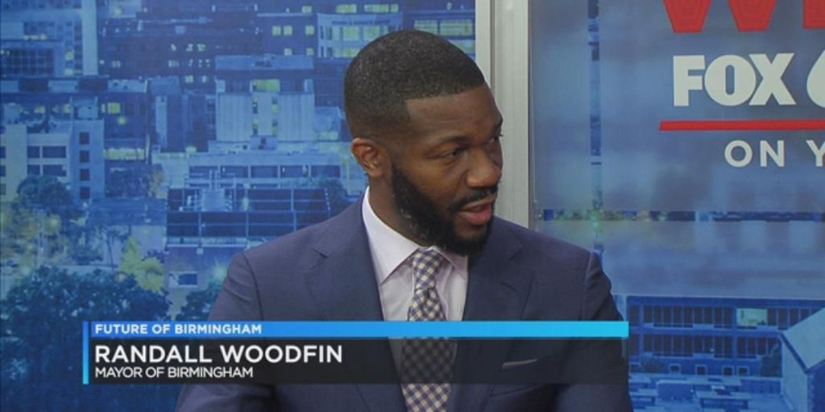 Mayor Woodfin proposes millions for downtown stadium
