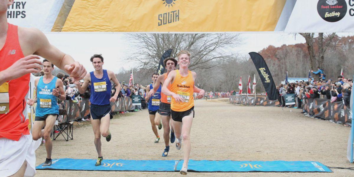 Vestavia Hills High School runner, Ethan Strand, to race for national championship