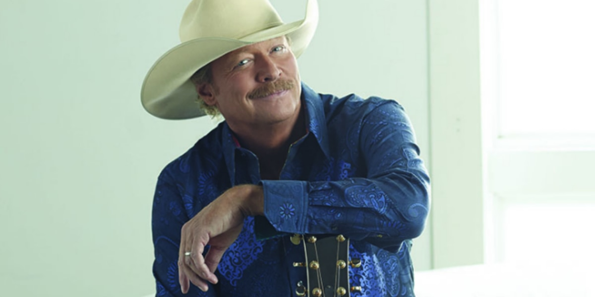 "Alan Jackson brings ""Small Town Drive-In"" concert to Cullman June 5"