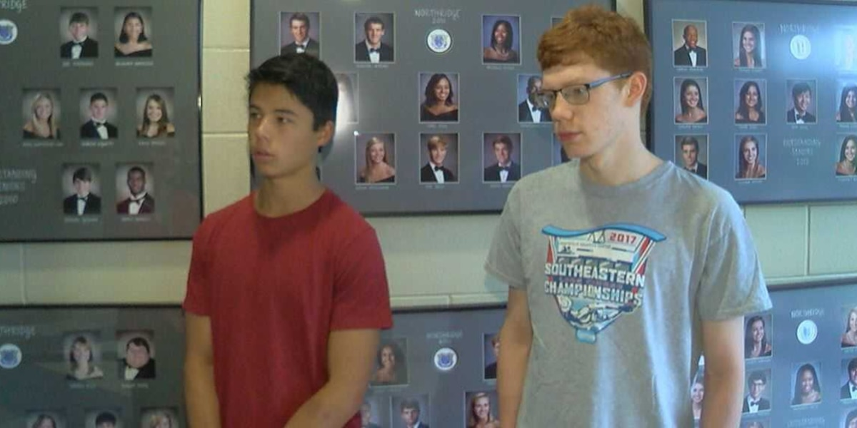 Four Northridge High students earn perfect ACT scores