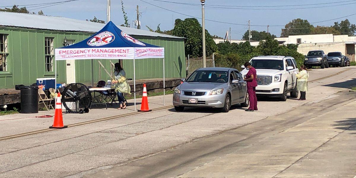 Anniston hosts public flu shot clinic