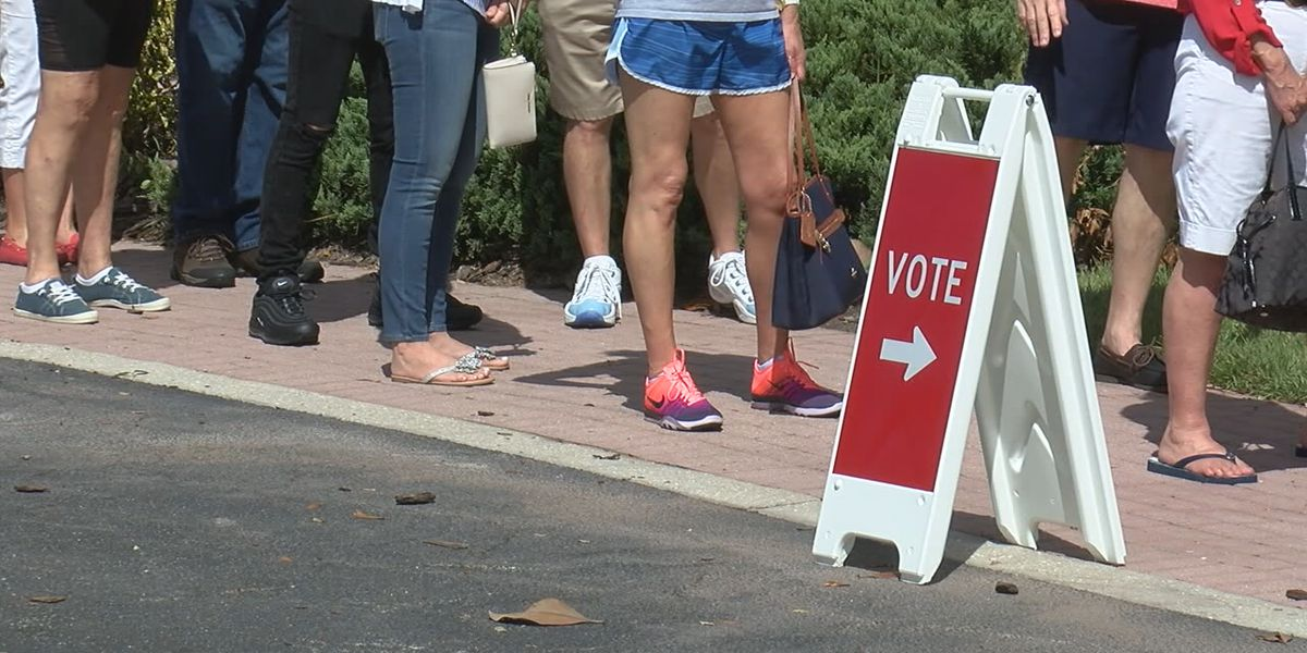 Election officials expect record turnout, long day of counting ballots