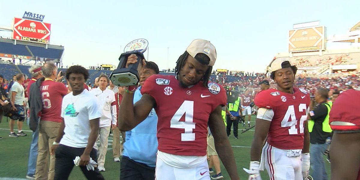 Alabama 'proves' itself in win over Michigan in Citrus Bowl