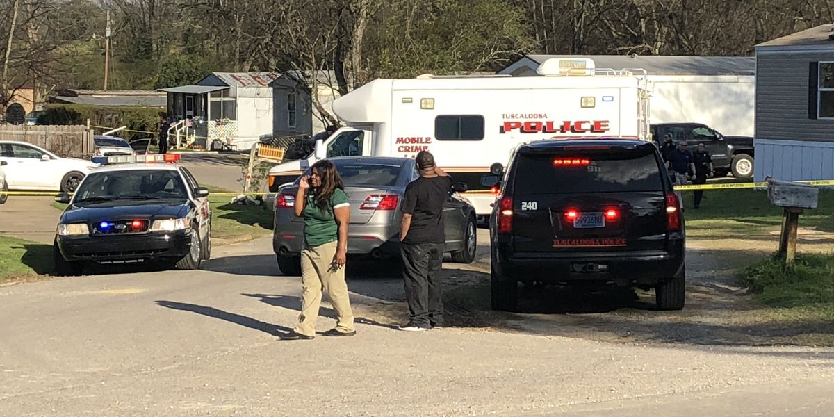 Tuscaloosa authorities investigating the city's first homicide of 2019