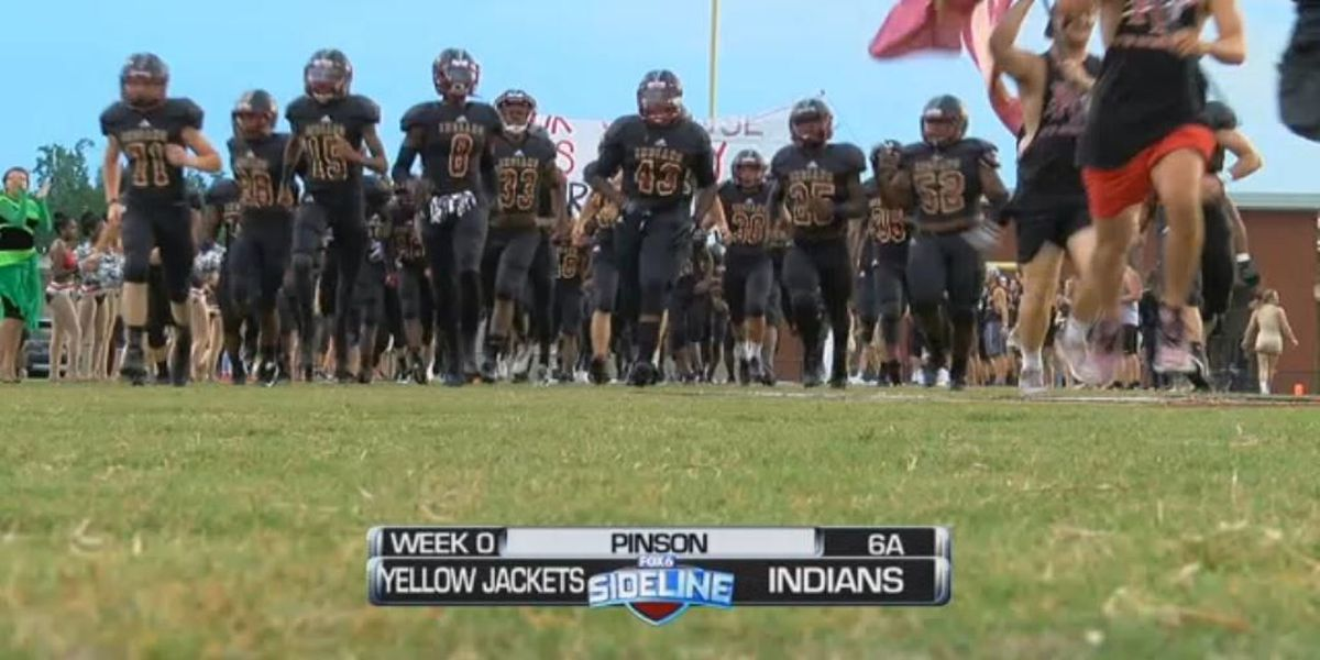 Jeh Jeh: Pinson Valley upsets McAdory in Week 1