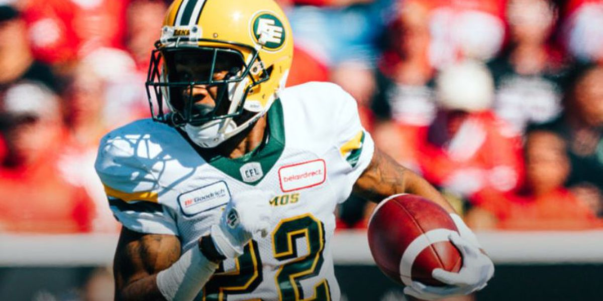 CFL team releases former Alabama player over controversial anti-LGBTQ tweets