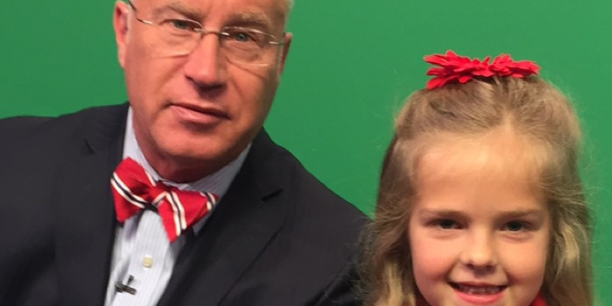 Mickey's Weather Kid: Ryleigh