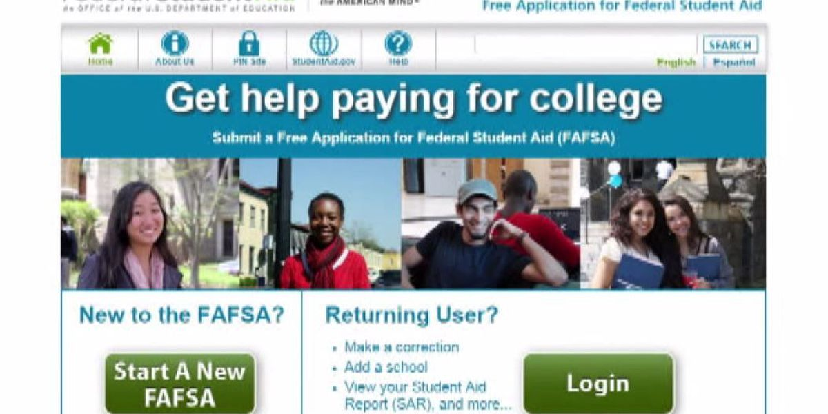 Alabama high school grads rank low on completing applications to get financial aid for college