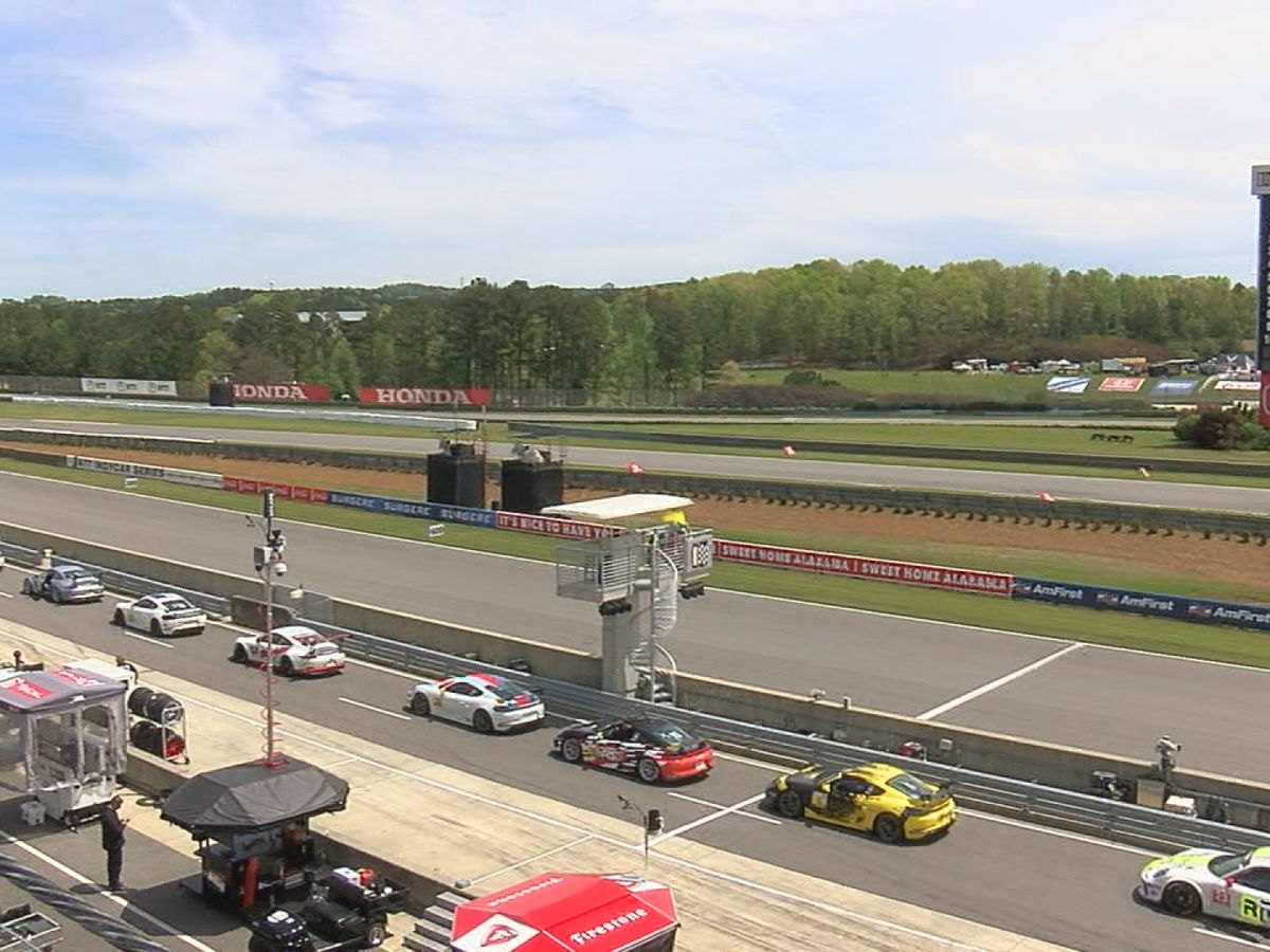 IndyCar: Drivers ready to race at Barber Motorsports