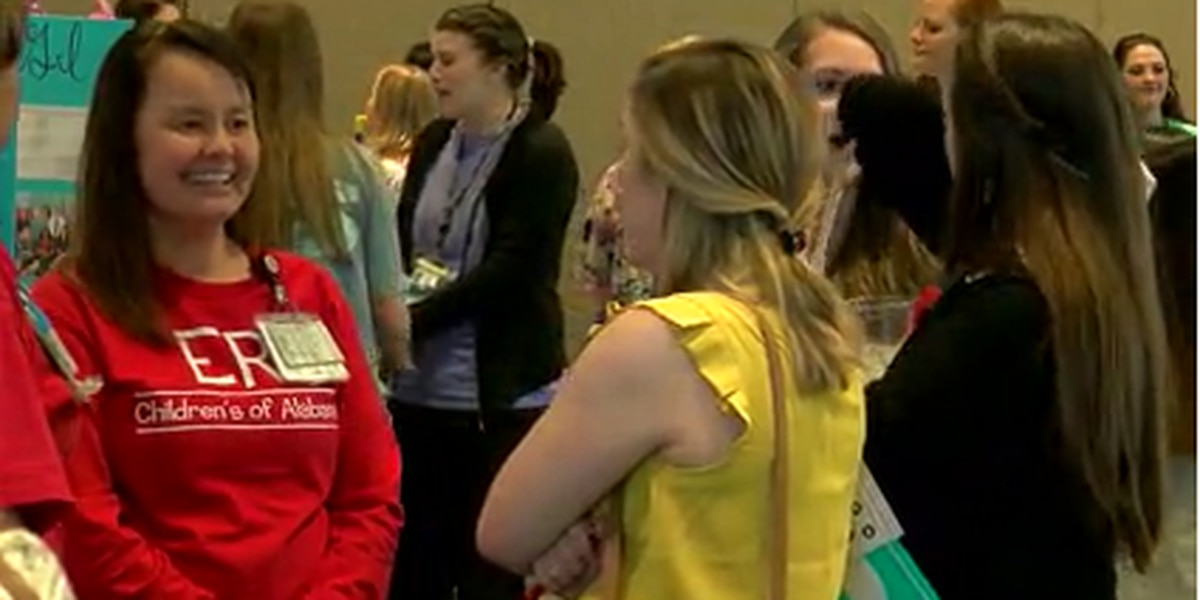 Children's of Alabama hosts nursing career fair