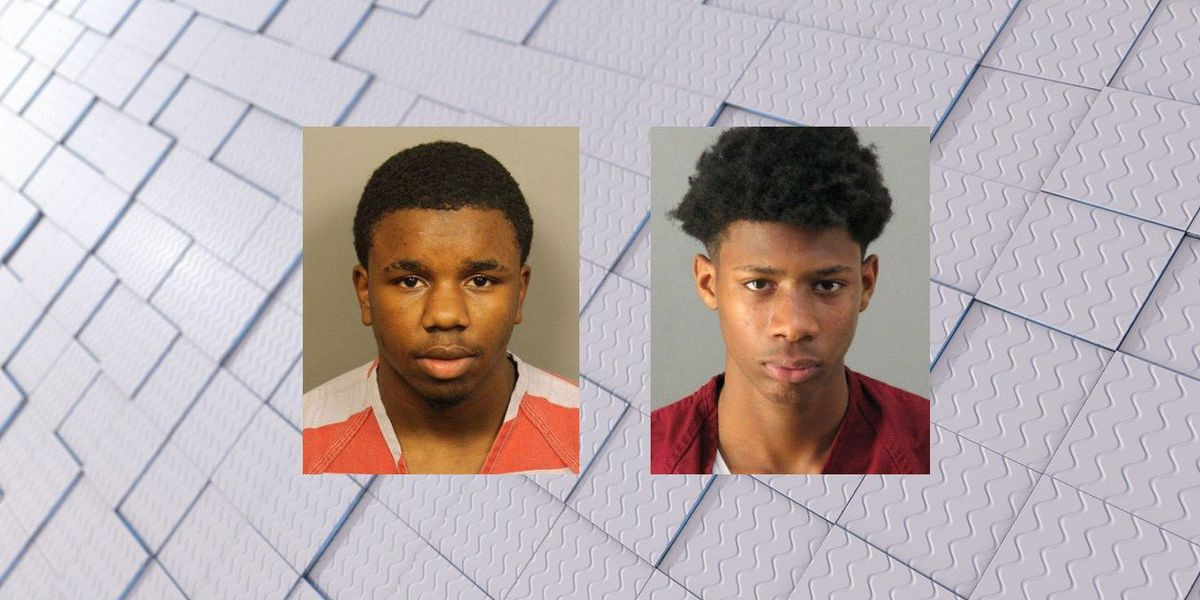 Two teens indicted in fatal shooting of Wenonah High senior