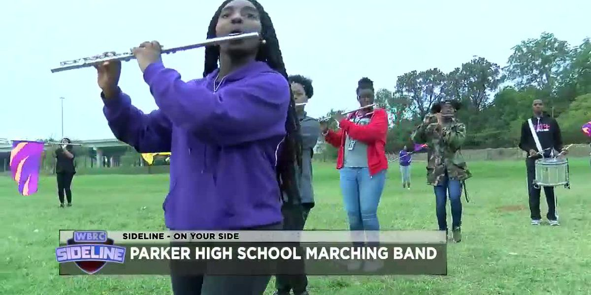 Sideline 2019 week 11 Band of the Week