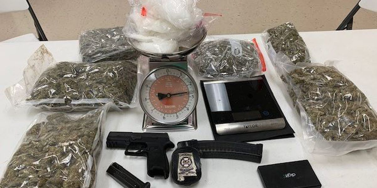 'Enough meth for approximately 1,120 single uses': Huge drug bust in Tuscumbia