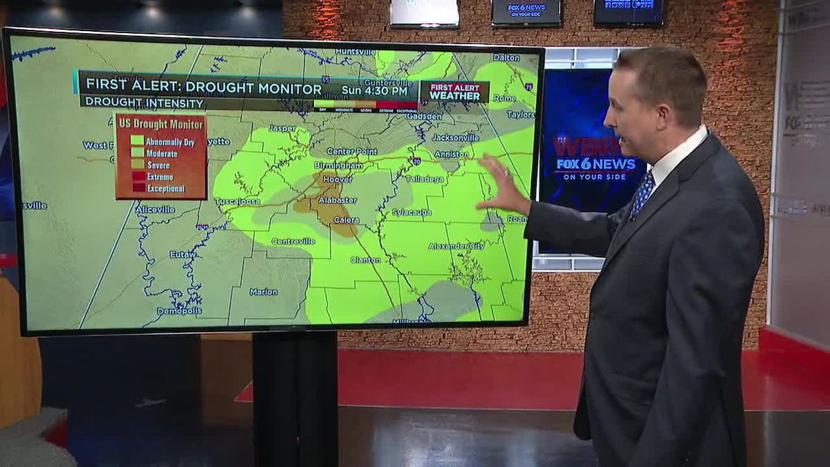 Summer heat continues, but we may see some rain late week