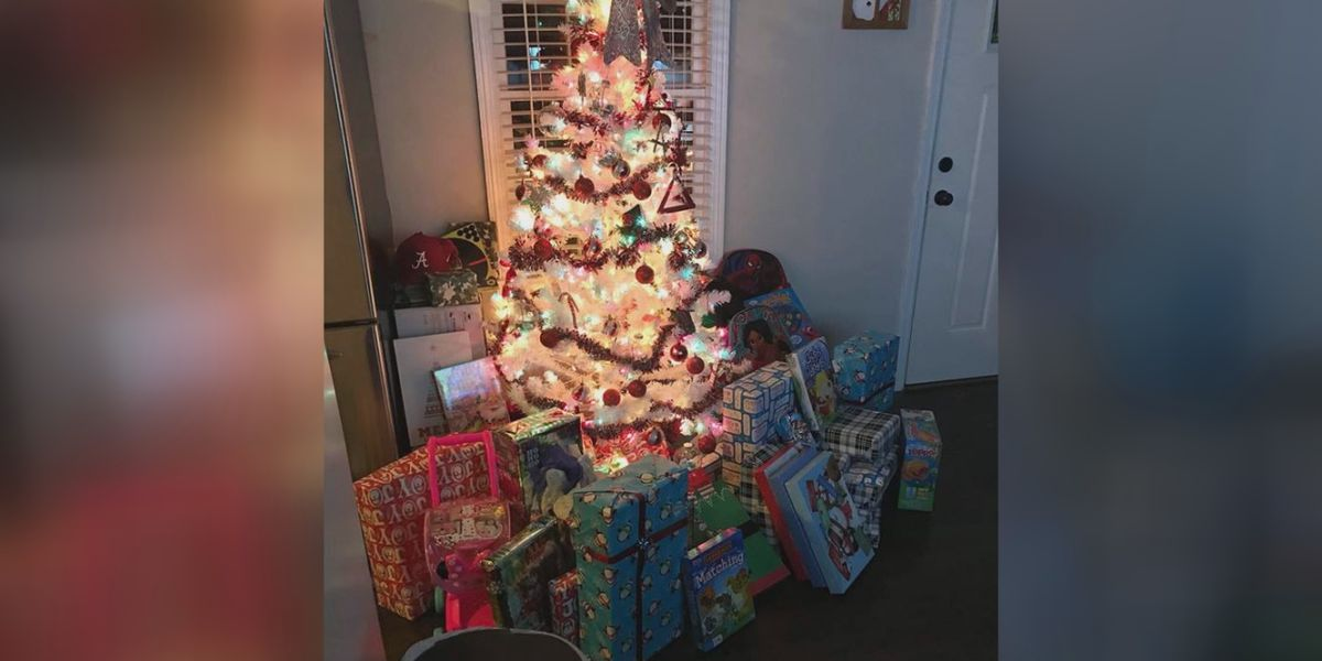 Why one woman pays it forward for Christmas