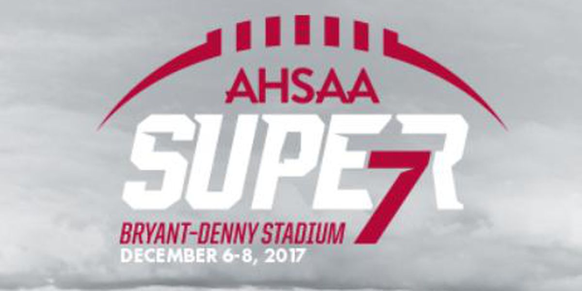 Super 7 Begins in Tuscaloosa Wednesday