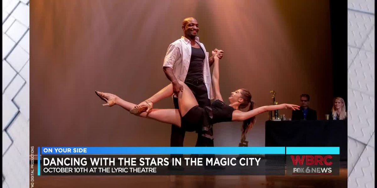 First Light Dancing with the Stars of the Magic City