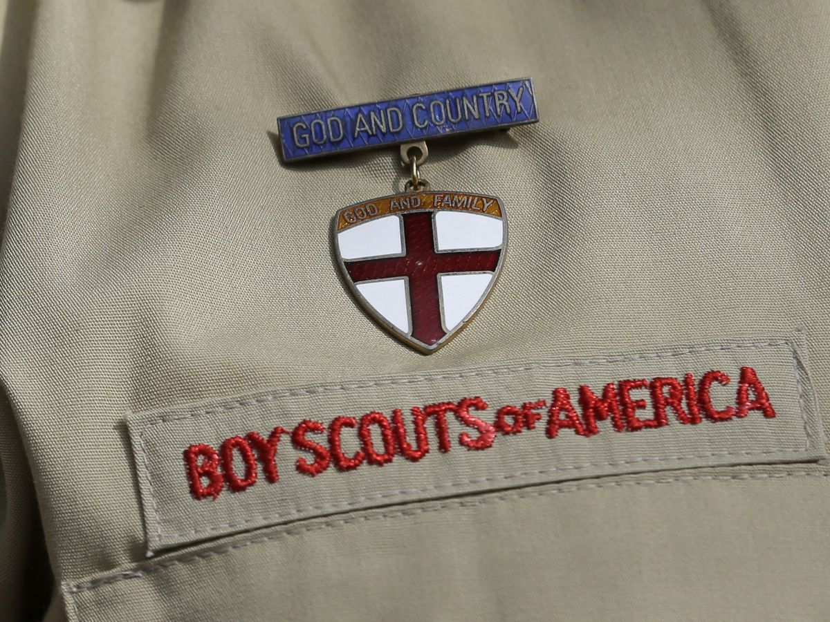 "Boy Scouts exploring ""all options"" to address fiscal woes"