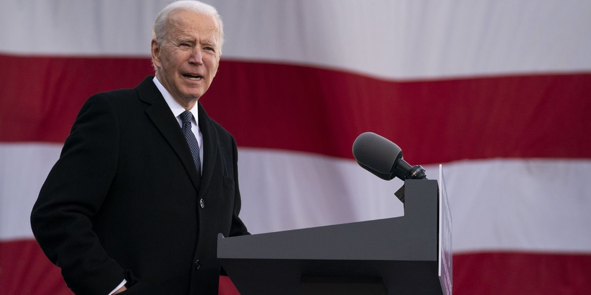 LIVE: The Biden inauguration