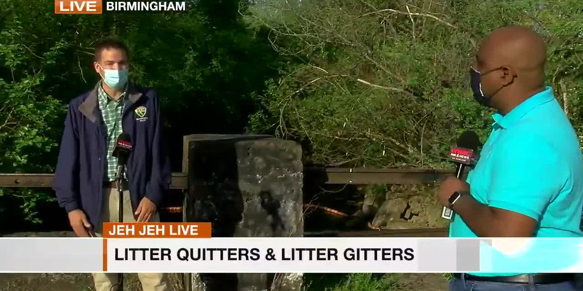 Jeh Jeh Live: Litter Quitters and Litter Gitters