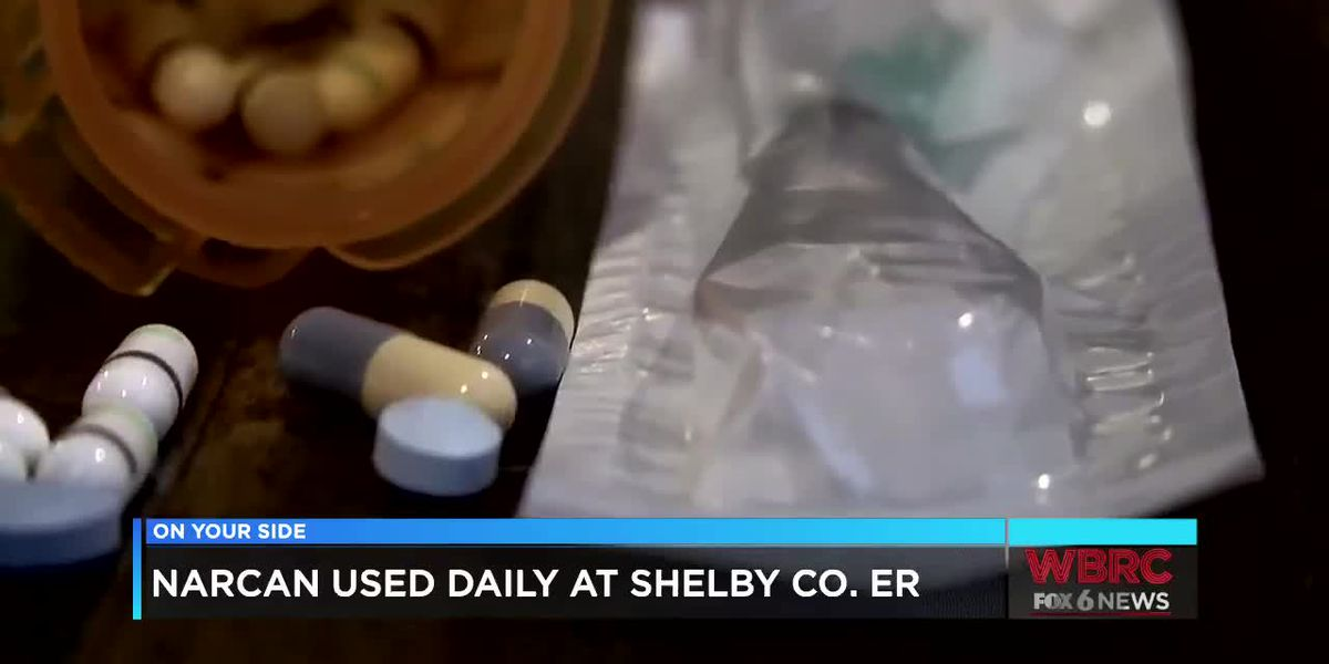 Narcan used daily at Shelby Co. ER