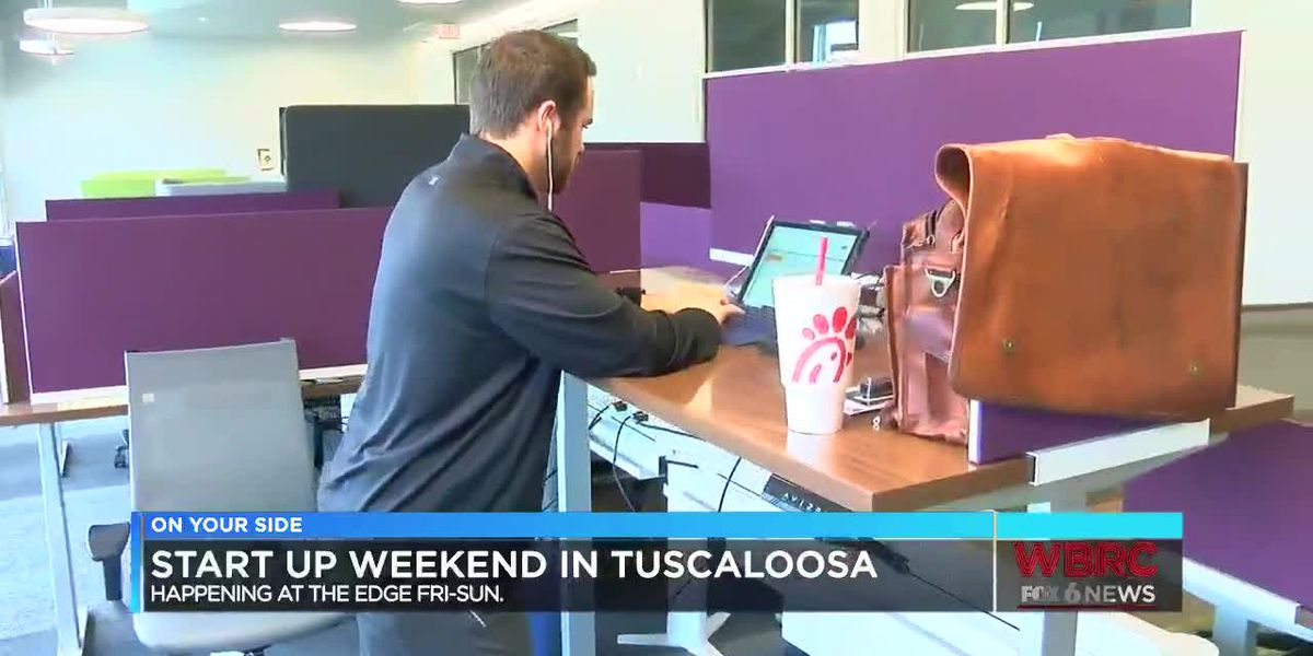 Startup Weekend in Tuscaloosa
