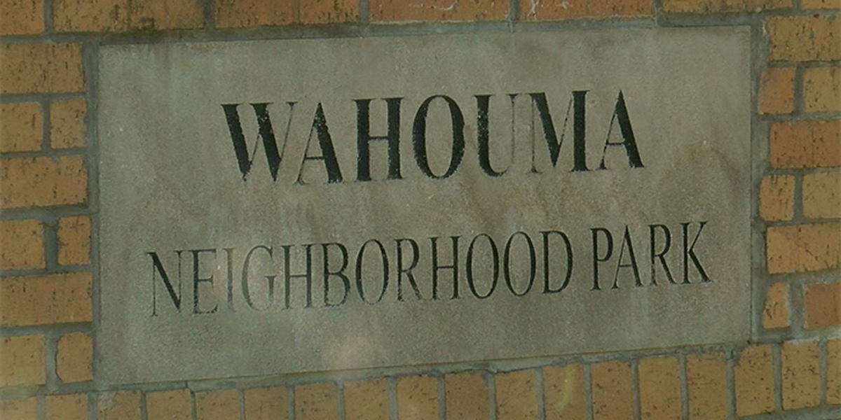 Wahouma residents want to give input on neighborhood park