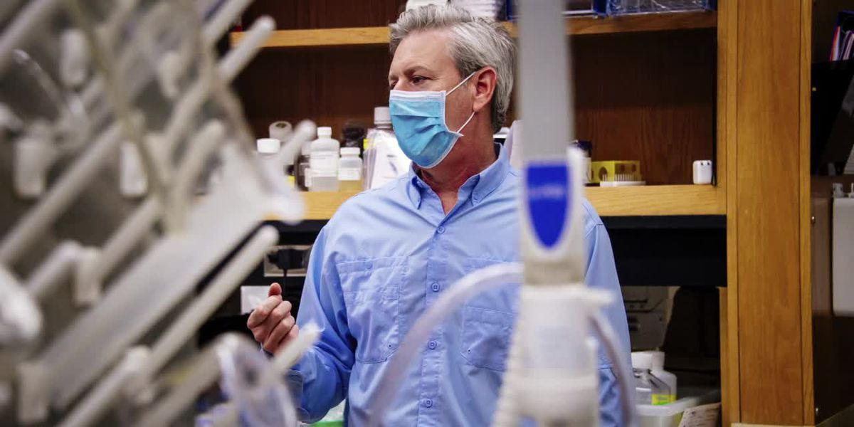 UAB researcher takes on his third pandemic in fight against COVID-19