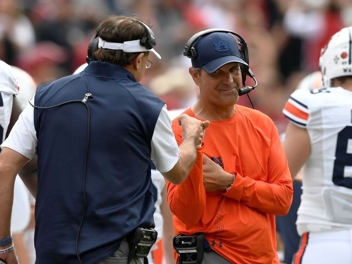 Auburn DC Kevin Steele signs three-year deal through 2022
