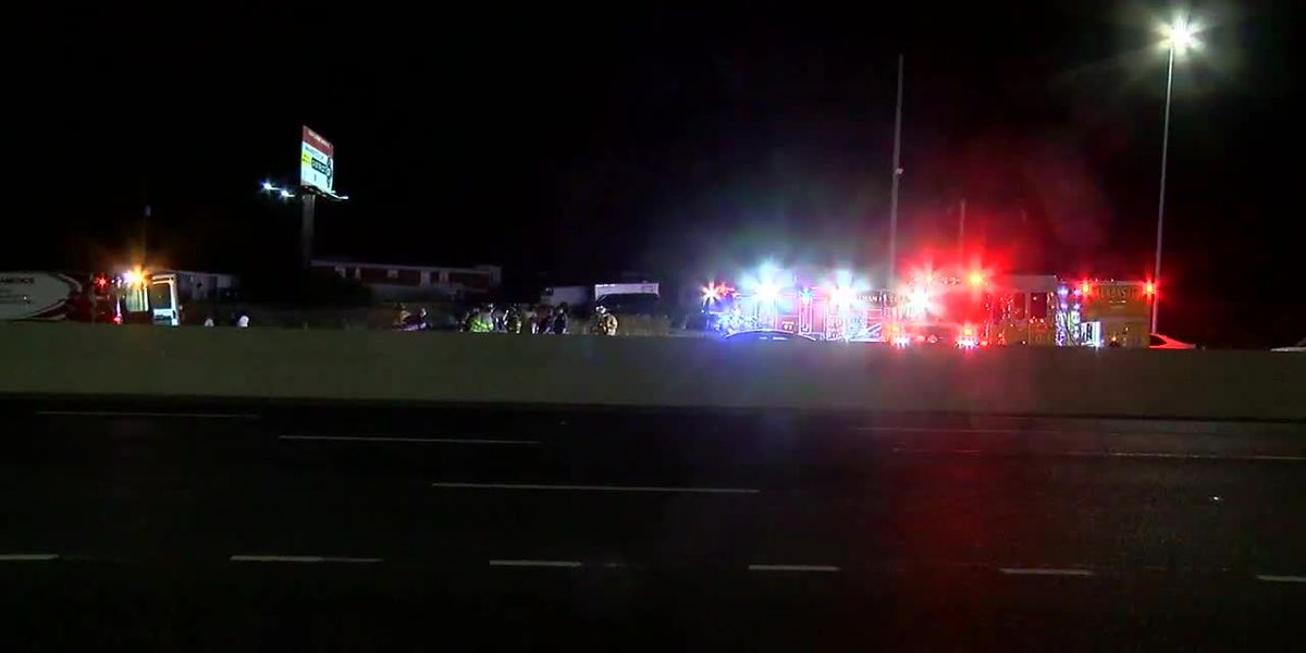 Person killed in wreck on I-65 in Shelby County