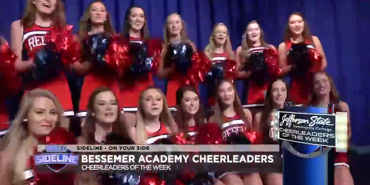 SIDELINE 2018 Week 9: Cheerleaders of the Week