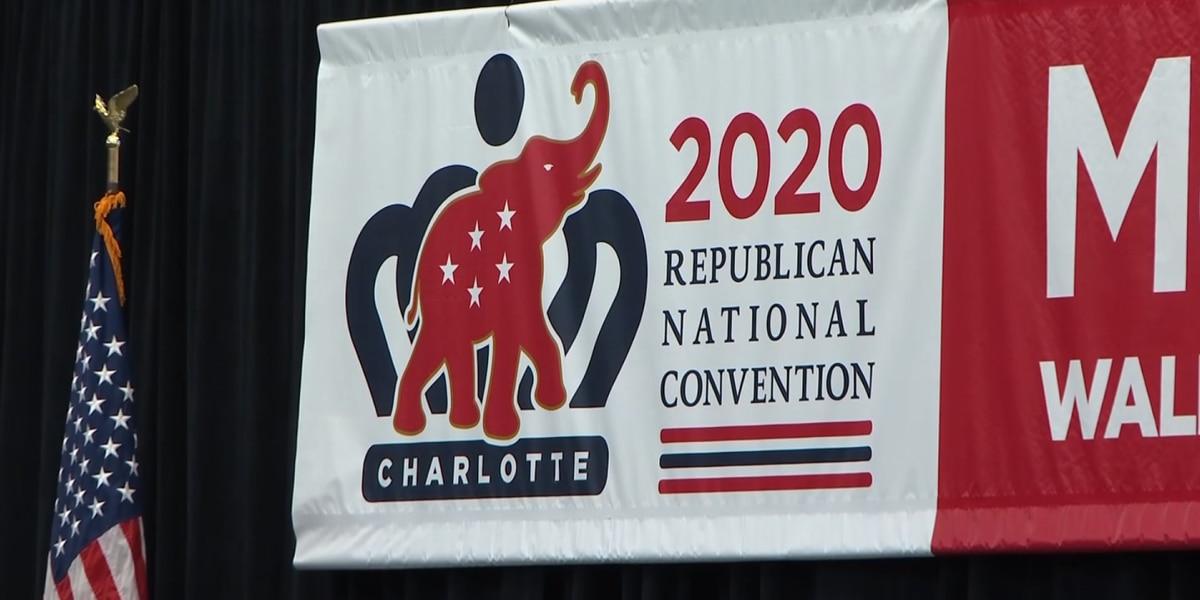 Trump, N.C. governor speak about GOP convention details