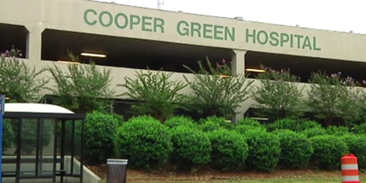 What's the future of Cooper Green Mercy Hospital?