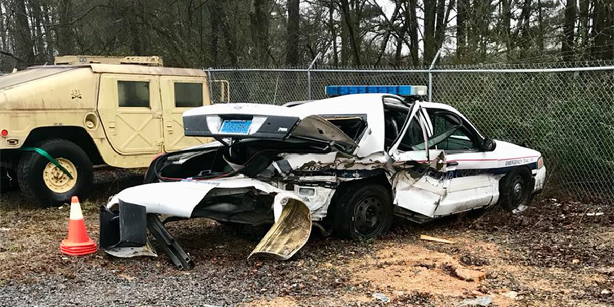 Oneonta officer injured in single-vehicle accident
