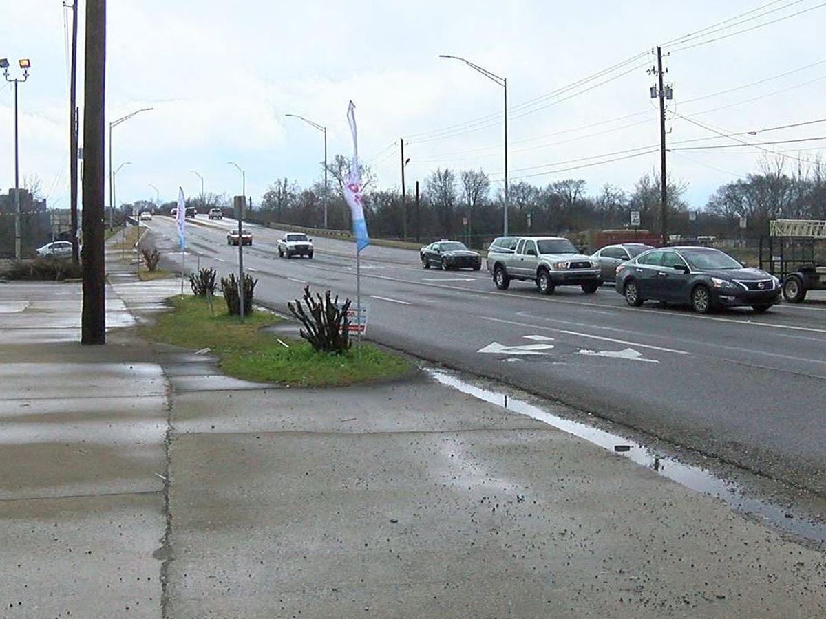 ALDOT monitoring side roads, detours during 59/20 bridge project
