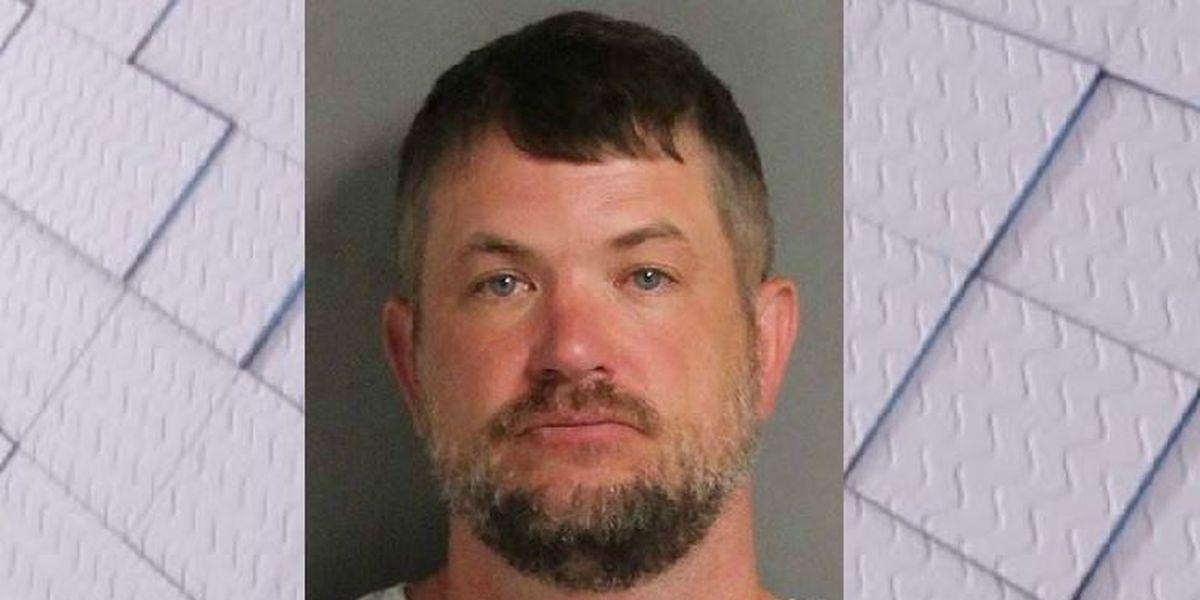 Former Hoover police officer arrested on domestic violence charge