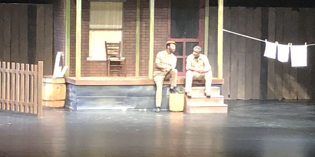 "ASFA students tackle serious topics in production of ""Fences"""