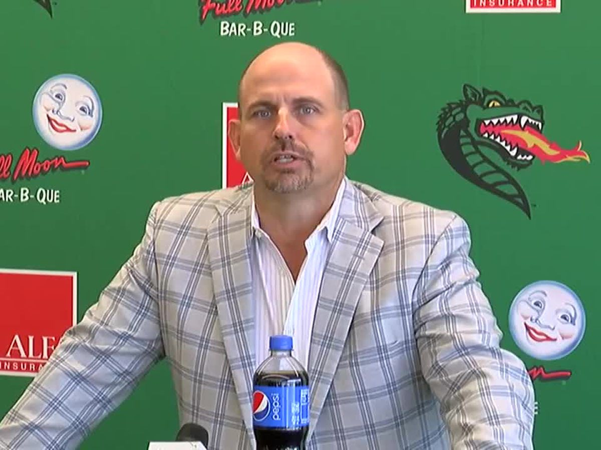 WATCH: UAB's Bill Clark speaks at weekly Blazers press conference