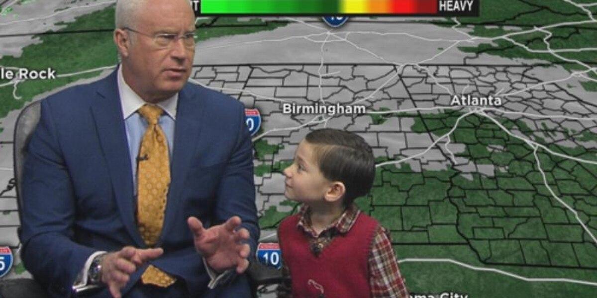 Mickey's Weather Kid: Harrison