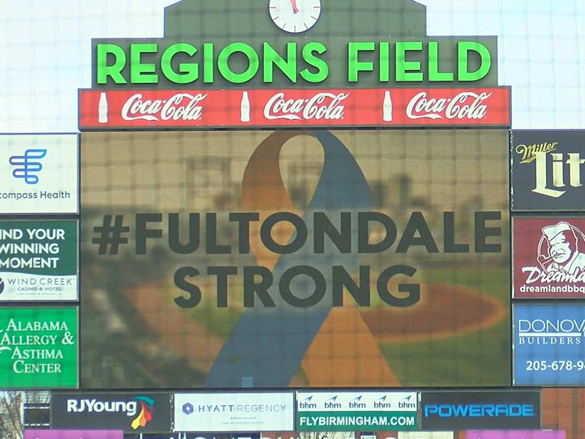 Fultondale baseball opens season at Regions Field