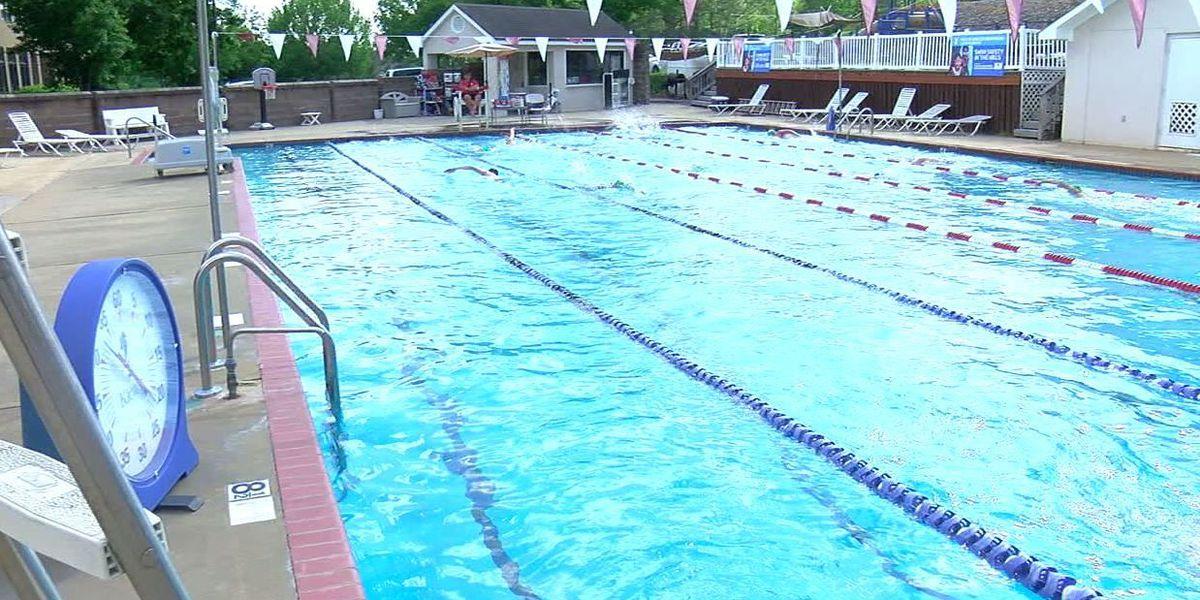 Preparing for summer swimming season