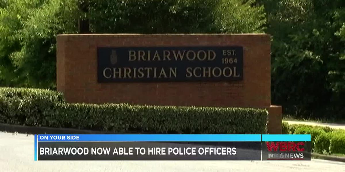 Briarwood Presbyterian able to hire own police officers