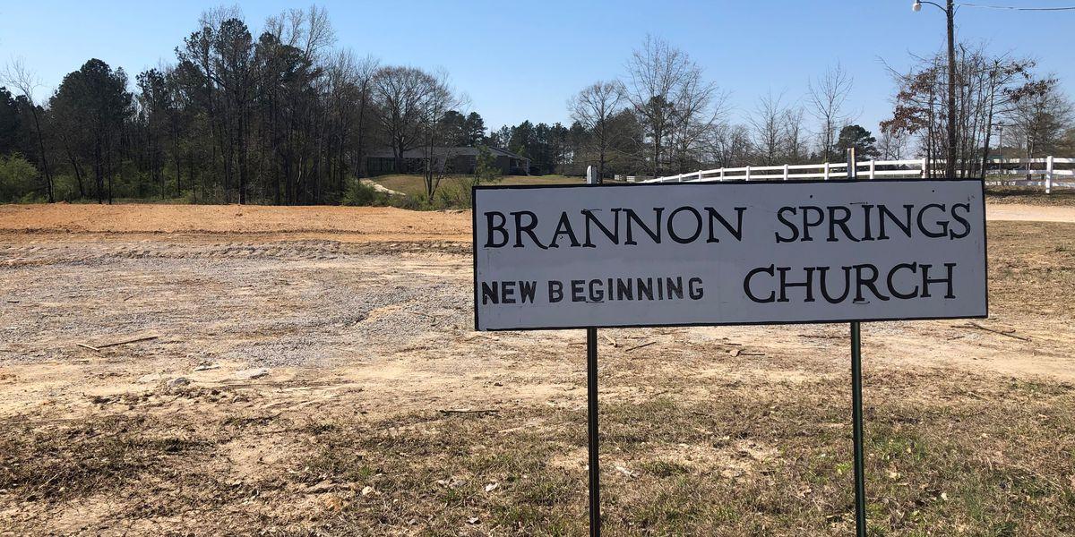Etowah County church slowly rebuilds after tornado destroys historic sanctuary