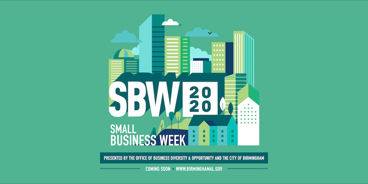 Birmingham hosts Small Business Week July 13-17 2020