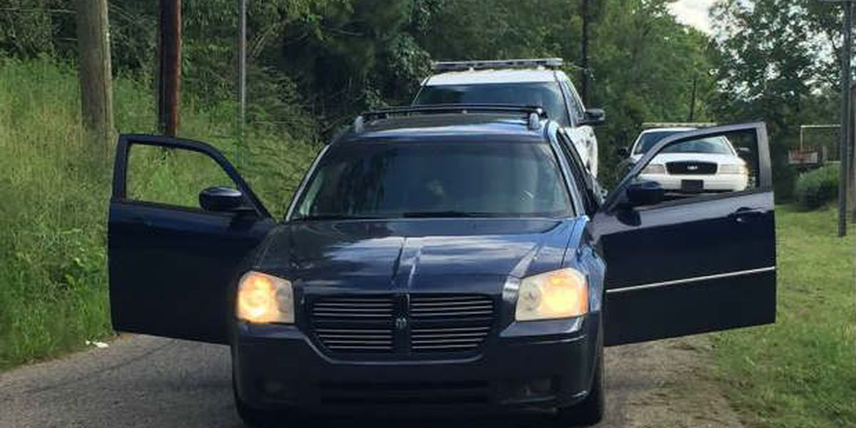 Police apprehend 3 car theft suspects after chase in west Birmingham